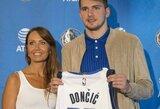 L.Dončičius neturėtų žaisti NBA vasaros lygoje