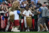 Pamatykite: pasaulio čempionato finalo ceremonijoje – Ronaldinho būgnų partija
