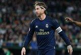 """Oficialu: dėl koronaviruso protrūkio """"La Liga"""" laikinai stabdo pirmenybes"""