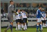 """""""Atalanta"""" vietiniame čempionate iškovojo triuškinamą pergalę"""