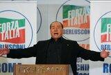 """S.Berlusconi grasina """"Milan"""" žaidėjams nemokėti algų"""