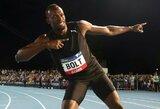 Olimpinį auksą praradęs U.Boltas atskleidė, kokiu atveju būtų svarstęs apie karjeros pratęsimą