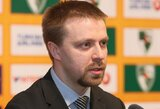 """""""Žalgirio"""" vadovas išrinktas į naują Eurolygos patarėjų tarybą"""