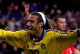 """Nuostabu: kaip patarimas pasakyti """"Henrikas Larssonas"""" padėjo laimėti pinigų"""