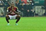 M.Balotelli sulaukė trijų rungtynių diskvalifikacijos