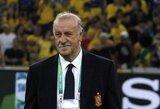 """V.Del Bosque: """"Ballon d`Or"""" apdovanojimuose balsavau už ispanus"""""""