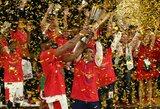 """Fantastiškai iš toli atakavusi CSKA susitvarkė su """"Anadolu Efes"""" ir iškovojo Eurolygos čempionės titulą"""