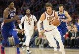 """""""Cavaliers"""" snaiperis perrašė NBA istoriją"""