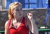 """Sunkiai besiverčiantys tenisininkai prašo ITF paramos: """"Žemiau reitinguoti žaidėjai labai kenčia"""""""