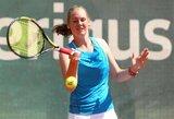 P.Bakaitės pralaimėjimas užtikrino Danijos moterų teniso rinktinės pergalę prieš lietuves