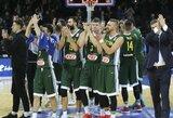 LKF iškėlė tikslą Lietuvos vyrų rinktinei – patekti į 2019 m. Pasaulio taurės varžybas