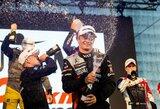 """""""Aurum 1006 km lenktynėse"""" – visų laikų rekordas, nukritęs dronas, avarijos ir 9-as čempiono titulas J.Gelžiniui"""