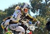 BMX dviratininkė V.Rimšaitė varžybose JAV – penkta