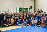 Pasaulio graplingo taurėje – lietuvių triumfas prieš Kirgiziją