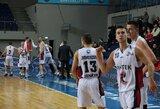 """R.Grigu trenerių štabe pasipildžiusi """"Sintek-Jonava"""" nutraukė 7 pralaimėjimų seriją"""
