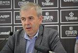 Aptarti aktualūs pasaulio futsalo čempionato Lietuvoje ir rinktinės klausimai