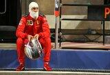 """Komandos draugo elgesys įsiutino S.Vettelį: """"Reikėjo trenktis, gal tai būtų geresnis variantas"""""""