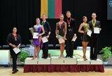 Paaiškėjo Lietuvos dešimties šokių čempionai