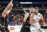 FIBA Čempionų lygą papildė Prancūzijos klubas, per sezoną gaus 50 tūkst. eurų