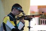 Europos šaudymo čempionatą lietuviai baigė nesėkmingai