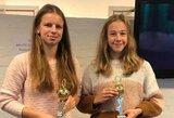 F.Zykutė pateikė staigmeną jaunių turnyre Šiauliuose