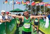 Ėjikas T.Šuškevičius finišavo ilgiausioje lengvosios atletikos varžybų rungtyje