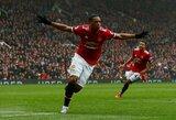 """""""Manchester United"""" situacija gerėja: į sudėtį sugrįžo trys traumas išsigydę futbolininkai"""