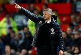 "R.Keane'as ragina ""Man United"" palaikyti O.G.Solskjaerą"