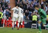 """""""Real"""" be vargo žengė į Ispanijos Karaliaus taurės aštuntfinalį"""