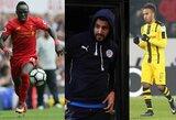 Liko trys kandidatai į geriausio Afrikos metų futbolininko apdovanojimą
