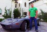 Įspūdinga kolekcija: J.Cenos garaže – daugiau nei 20 prabangių automobilių