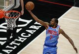 """""""Nets"""" išsikapstė Atlantoje po pratęsimo"""