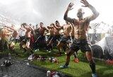 Pasaulio regbio-7 serijos etape Honkonge – galingas Naujosios Zelandijos pasirodymas