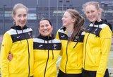 Federacijos taurė: Lietuvos tenisininkės kaups patirtį Egipte