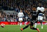 """D.Neresas pripažino, jog vis dar negali patikėti, kad """"Ajax"""" varžosi Čempionų lygos pusfinalyje"""