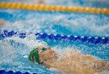 D.Rapšys Švedijoje iškovojo aukso medalį ir pasaulio reitinge pakilo į ketvirtą vietą!