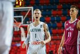 """Pasitikėjimą savimi atgavęs A.Velička: """"Šį kartą esu geriau pasirengęs žaisti LKL"""""""