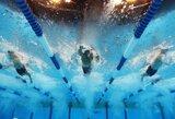Plaukikas M.Sadauskas gavo teisę varžytis Londono olimpiadoje