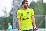 Oficialu: E.Žarskis keičia klubą Latvijoje