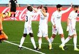 """""""Real"""" užtikrintai susitvarkė su """"Valencia"""" futbolininkais"""