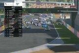F.Alonso viltys dužo avarijoje, J.P.Montoya tapo čempionu