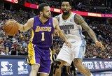 """J.Farmaras palieka """"Lakers"""" ir keliasi į """"Clippers"""" klubą"""