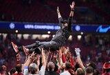 """Pirmąjį titulą su """"Liverpool"""" iškovojęs J.Kloppas: """"Šis vakaras tikriausiai yra geriausias mano gyvenime"""""""