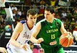Lietuvos dvidešimtmečiai - Europos jaunimo krepšinio čempionato finale