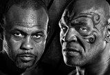 """Legendinė M.Tysono ir R.Joneso sugrįžimo kova išskirtinai per """"Go3"""""""