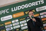 """""""Gorica"""" už V.Dambrauską gavo apie 150 tūkstančių eurų"""