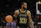 """Los Andželas švenčia: L.Jamesas pasirinko """"Lakers"""" komandą"""