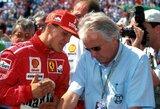 """Tragedija """"Formulės 1"""" pasaulyje: prieš pat sezono startą mirė lenktynių direktorius"""