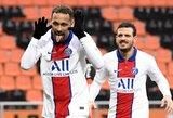 """Neymaras: """"Ligue 1"""" niekuo nenusileidžia """"Premier"""" lygai"""""""