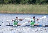 Lietuvos baidarių ir kanojų irkluotojai pasaulio čempionate kovos dėl olimpinių kelialapių